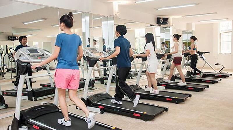thành lập phòng tập Gym có vốn đầu tư nước ngoài