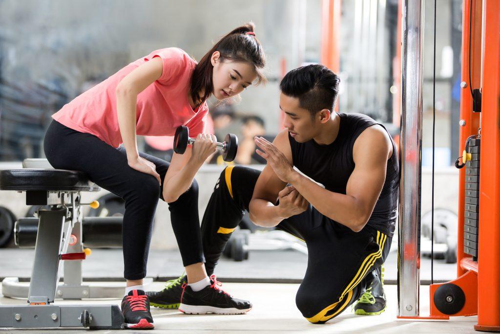thành lập phòng tập gym